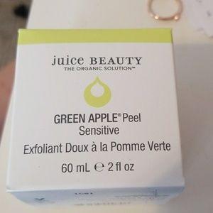 Brand new juice beauty green apple Peel